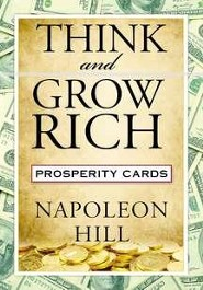 Think and Grow Rich Prosperity Cards  -     By: Napoleon Hill