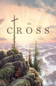 The Cross (KJV), Pack of 25 Tracts   -