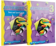 Abeka Grade 3 Homeschool Child Arithmetic Kit