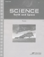 Abeka Science: Earth and Space Tests