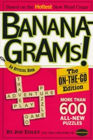 Bananagrams: On-the-Go
