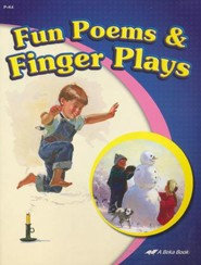 Abeka Fun Poems and Finger Plays