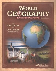 Abeka World Geography in Christian Perspective