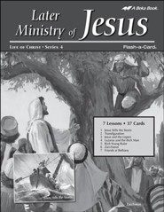 Extra Later Ministry of Jesus Lesson Guide