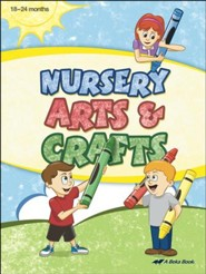 Abeka Nursery Arts & Crafts