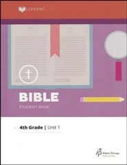 Lifepac Bible Grade 4