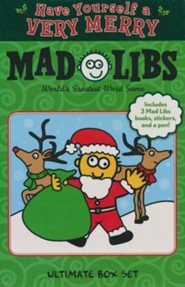 Have Yourself a Very Merry Mad Libs
