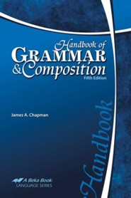 Abeka Handbook of Grammar & Composition