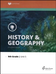 Lifepac History & Geography Gr 9