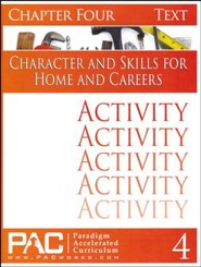 Industrial Skills Activities Booklet, Chapter 4