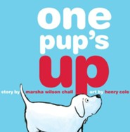 One Pup's Up - eBook  -     By: Marsha Wilson Chall