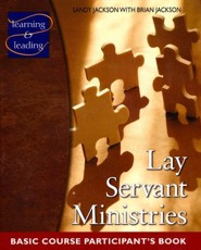 Lay Servant Ministries, Participant's Book (Basic Course)