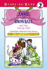 Annie and Snowball and the Teacup Club - eBook