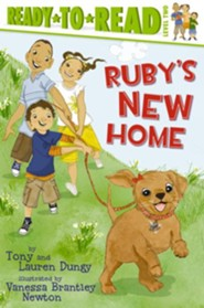 Ruby's New Home - eBook  -     By: Tony Dungy, Lauren Dungy     Illustrated By: Vanessa Brantley Newton