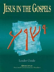 Jesus in the Gospels - Leader Guide - eBook