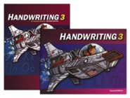 BJU Handwriting 3, Homeschool Kit