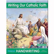 Writing Our Catholic Faith: Cursive, Grade 5