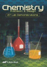 Abeka Chemistry: Precision & Design Lab Demonstrations DVD,  3rd Edition