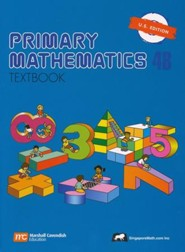 Singapore Math: Primary Math Textbook 4B US Edition
