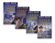 Goldtown Adventures, Volumes 1-4