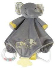 Gray Baby Boy Elephant
