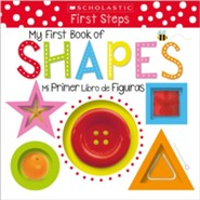 My First Book of Shapes / Mi primer libro de figuras - Spanish