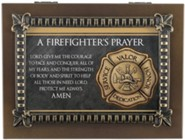 A Firefighter's Prayer Music Box