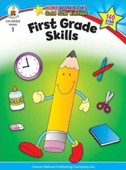 Home Workbooks Gold Star Ed., 1st Grade Skills
