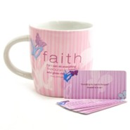 Faith, Cup of Encouragement