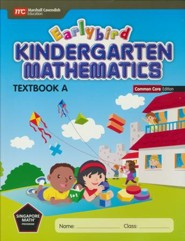 Earlybird Kindergarten Math Common Core Edition Textbook A