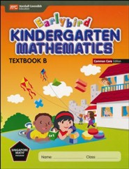 Earlybird Kindergarten Math Common Core Edition Textbook B