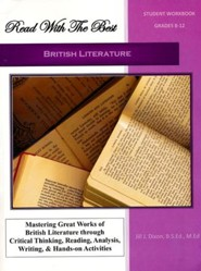 Read With the Best: British Literature Student Workbook