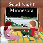 Good Night: Minnesota - board book