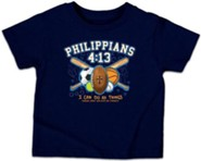 All Things Sports Shirt, Youth Small