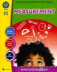 Measurement Task Sheets Grades 3-5