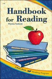 Abeka Handbook for Reading Phonics Textbook