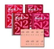 Saxon Math 2, Home Study Kit
