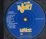 I've Got the Joy (Split-Track Accompaniment CD)