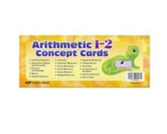 Abeka Arithmetic 1-2 Concept Cards (New Edition)