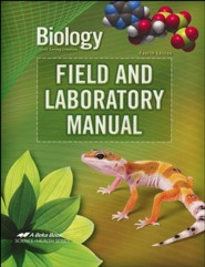 Abeka Biology: God's Living Creation Field and Laboratory  Manual (Updated Edition)