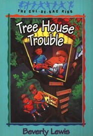 Tree House Trouble, Cul-de-Sac Kids #16