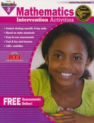 Mathematics Intervention Activities Grade 2
