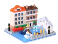 Nanoblock Sights To See, Venezia