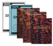 BJU Spanish 3, Homeschool Kit