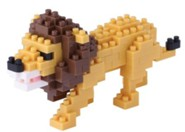Nanoblock Mini, Lion