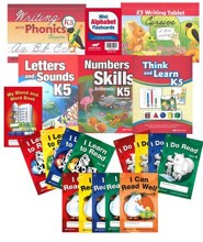 Abeka Grade K5 Child Kit (Cursive Edition), New Edition