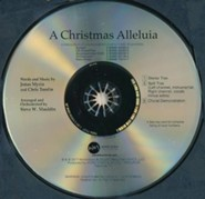 A Christmas Alleluia CD ChoralTrax