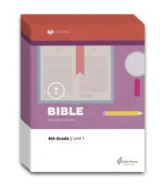 Lifepac Bible, Grade 4, Workbook Set