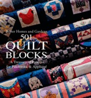 501 Quilt Blocks: A Treasury of Patterns for Patchwork & Applique