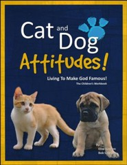 Cat and Dog Theology Gr 2-5